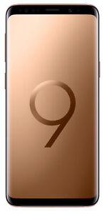 New Samsung Galaxy S9 SM-G960 - 64GB - Sunrise Gold (Unlocked)