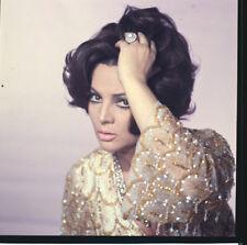 Sarita Montiel Spanish beauty Stunning Glamour Pin Up Photo Transparency Slide