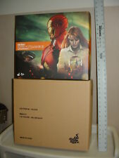 "Empty Box for Hot Toys 12"" Iron Man Pepper Potts & Mark IX Free US Shipping"