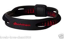 Phiten 19cm RAKUWA Titanium Bracelet X50 HYBRID 0313TG571027 JAPAN