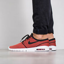 NIKE STEFAN JANOSKI MAX Trainers Gym Casual SB Air - UK 8 (EUR 42.5) Max Orange