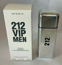 Carolina Herrera 212 VIP Men Edt 100ml 3.4oz Brand New 100% Original (T)