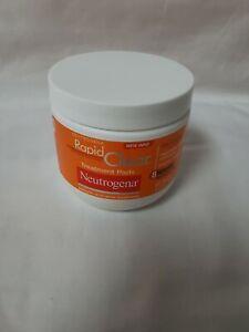 Neutrogena Rapid Clear Acne Face Pads with Salicylic Acid AcneTreatment Medicine