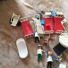 Vintage playpeople hospital conjunto pre playmobil