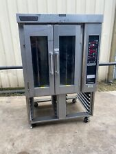 Hobart gas mini rack oven steam injected with stand bakery pastry bread Ho300G