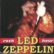 LED ZEPPELIN Rock Hour BBC London 1969 CD Yardbirds DEEP PURPLE Psych 325 MADE!!
