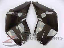 2012-2016 Duke 125 200 390 Gas Tank Side Panel Cowling Fairing 100% Carbon Fiber
