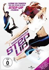 STEP UP-THE DANCE WORK-OUT -  DVD NEUWARE