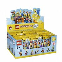 LEGO 71009 THE SIMPSONS SERIES 2 BRAND NEW BOX OF 60 MINI FIGURES..reduced