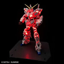 RG 1/144 Gundam Base Limited Unicorn Gundam Destroy Mode Ver TWC LIGHTING MODEL