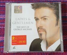 George Michael ~ Ladies & Gentlemen ( Malaysia Press ) Vcd