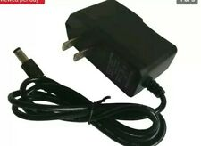(1) AC/DC 5.5mm US Plug Power Supply Adapter Converter Tablet Charger PC Black