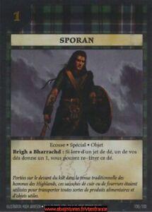 Anachronism - Sporan 100/100 / Set 3 Fr