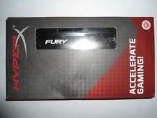✔ KINGSTON HyperX FURY 16GB (2 x 8GB) DDR3 PC3-15000 1866MHz (HX318C10FBK2/16) ✅