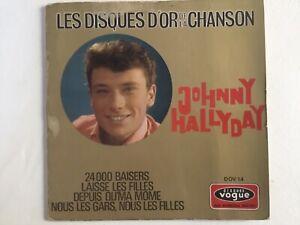 johnny hallyday Disques D'or De La Chanson