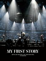 MY FIRST STORY We're Just Waiting 4 You Tour 2016 Final at BUDOKAN DVD F/S Track