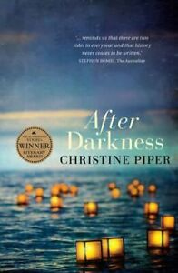 NEW After Darkness By Christine Piper Paperback Free Shipping