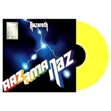 NAZARETH Razamanaz - LP / Yellow Vinyl - Remastered 2009 (2019)