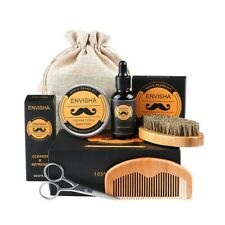 5Pcs Beard Growth Kit for Men Nourishing   Mustache boosts hair growth Beard Oil