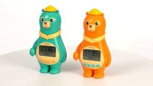 Oregon Scientific Reloj Despertador Bear BC100