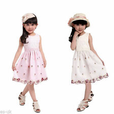 Unbranded Organza Party Dresses (2-16 Years) for Girls