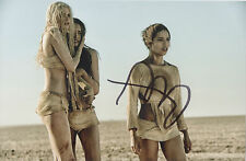 ZOÉ KRAVITZ Signed 9x6 Photo MAD MAX FURY ROAD COA