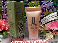 3x Clinique Moisture Surge Overnight Hydrating Mask All Skin ◆7mlx3◆ POSTFREE