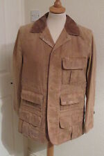 RALPH LAUREN WEBBER MENDED COAT /JACKET CANVAS - HONEY SIZE 10 UK NEW WITH TAGS