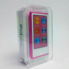 NEW,Apple iPod Nano 7th 8th Generation 16GB Rose Red MP3 Player - Sealed