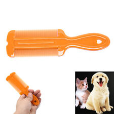 plastic handle double sided head lice comb hair combslicefleanithaircombHES