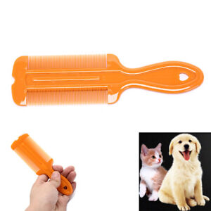 plastic handle double sided head lice comb hair combs lice flea nit hair comS HG