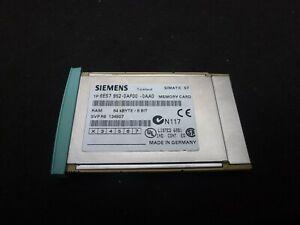 Siemens Simatic S7 6ES7 952-0AF00-0AA0 Memory Card 64KB 6ES7952-0AF00-0AA0