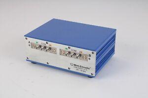 Mini-Circuits USB-2SPDT-A18 DC-18 GHz USB RF Switch Matrix switch Box