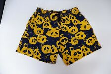 vilebrequin Swim Blue & Yellow Shorts Size Xl Mens
