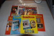 7 GAMEROOM MAGAZINES FEBRUARY, MARCH, APRIL, SEPTEMBER, OCTOBER, NOV, DEC 1995