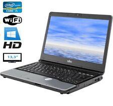 Fujitsu S762 i5-3320M 4GB 320GB  DVD HD 13,3' Windows 7/10 PRO