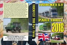 3811. Truckfest. UK. Trucks. May 2018. The third of four volumes covering the an