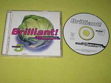 Brilliant! The Global Dance Music Experience Vol 5 CD Album House Dance ft Remix