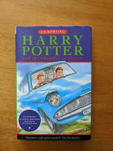 Harry Potter and the Chamber of Secrets. First Australian Edition. First Print.