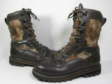 Irish Setter Red Wing Gunflint Insulated Waterproof Big Game Boot Men size 9