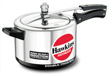 Hawkins Hevibase 5 Ltr Aluminium Pressure Cooker Induction Friendly  IH50