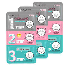 1pcs Plant Pore Strips Blackhead Remover Nose Acne Cleansing Peel Off Mask