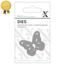 Xcut Metal Dinky Dies *BUTTERFLY* 1 Piece (3.3cm x 3cm) DoCrafts - Die Cutting