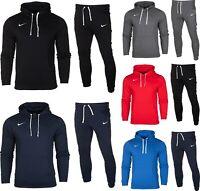 Nike Mens New Club 19 Full Tracksuit Top bottoms Pants Hoodie Jacket Fleece 2019