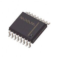 5 PCS. MAX 232 ecwe + Maxim rs232 trasmettitore/ricevitore 5v SOIC 16 larga ESD NEW