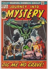 Journey into Mystery #1, Very Fine Condition!