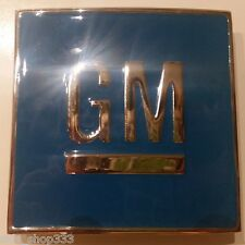 GM Logo  Belt Buckle Chevrolet GMC Cadillac General motors classic  us seller