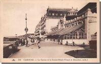 CPA 14 - CABOURG - Le Casino et le grand-Hotel