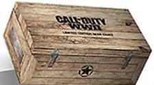 Call of Duty SECONDA GUERRA MONDIALE/WW2 EDIZIONE LIMITATA Gear Crate cod Merchandise NO GIOCO * NUOVO