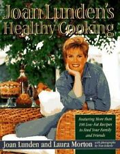 Joan Lunden's HEALTHY COOKING Cookbook (1996, HB)